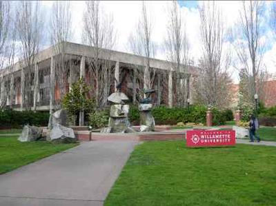 Willamette University, Oregon
