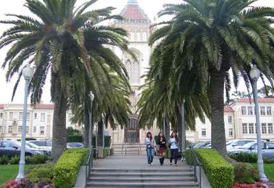 University of San Francisco, California