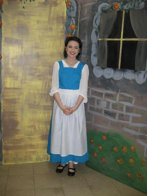 As Belle again...