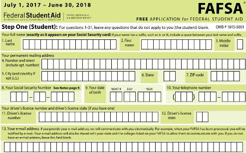 Printables Printable Fafsa Worksheet fafsa application printable application
